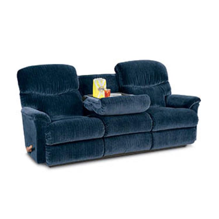 528 Larson Reclina Way 174 Sofa Amp Table Lazboy